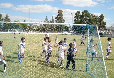Escuela de Fútbol Infantil-Juvenil gratuito